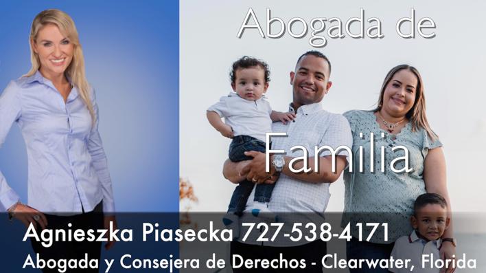 Agnieszka Aga Piasecka Abogada de Familia, Clearwater