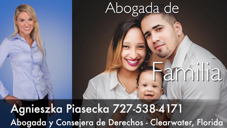 Agnieszka Aga Piasecka Abogada de Familia Clearwater