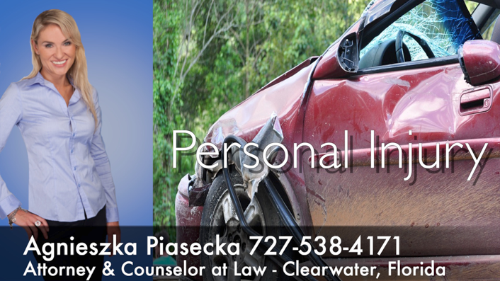 Attorney Agnieszka Aga Piasecka Personal Injury Clearwater