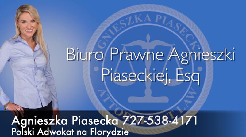 Biuro Prawne Agnieszki Piaseckiej, Esq