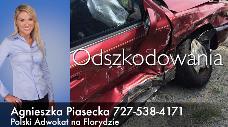 Polski Prawnik Adwokat Agnieszka Aga Piasecka Odszkodowania
